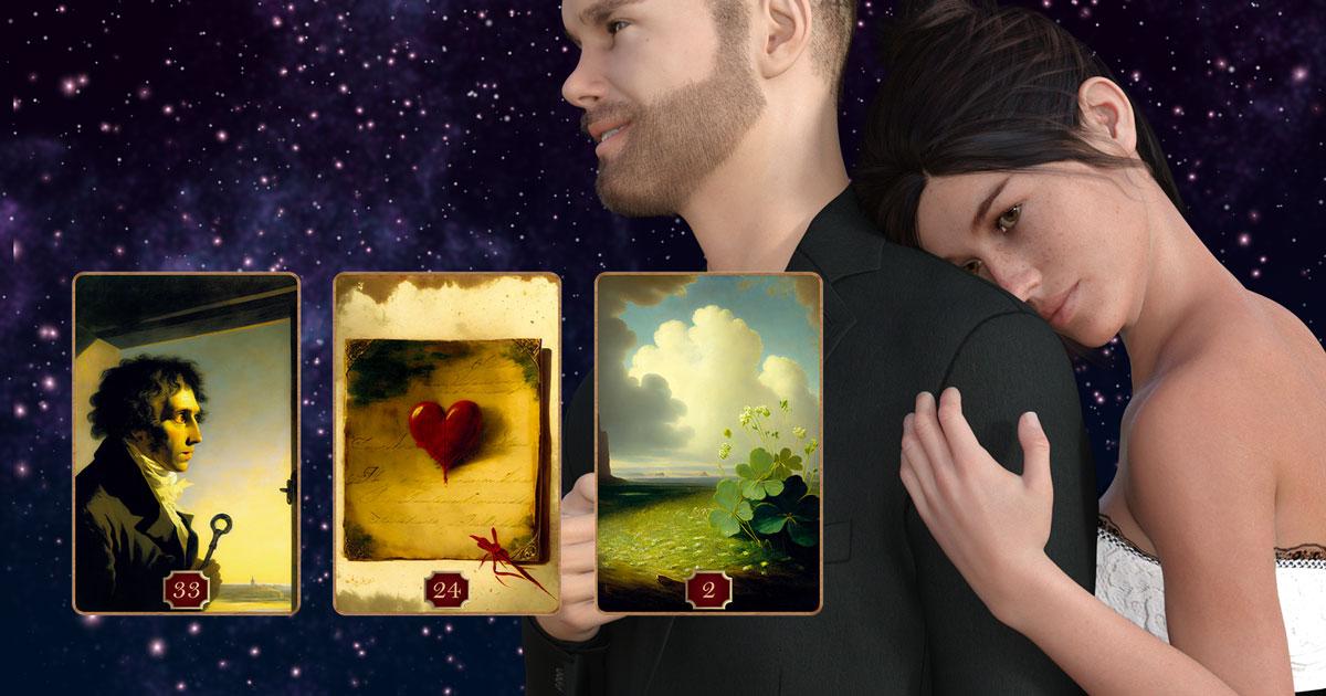 Lenormand Liebesglück