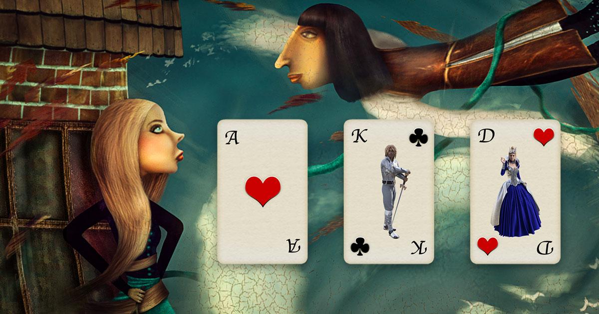 Skatkarten Liebeschancen