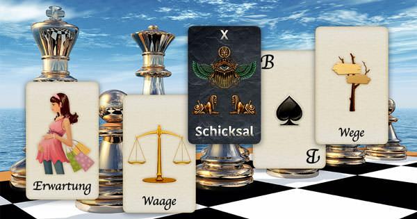 Kartenlegen als Entscheidungshilfe