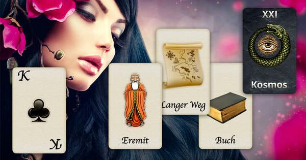 Karten legen und sich selbst erfahren