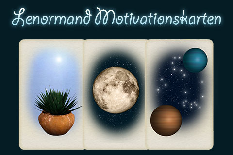 Lenormand - Motivationskarten Titel