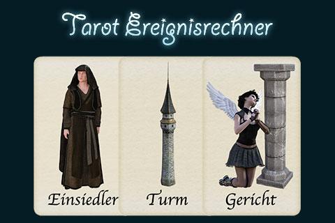 Tarot Ereignisrechner Titel
