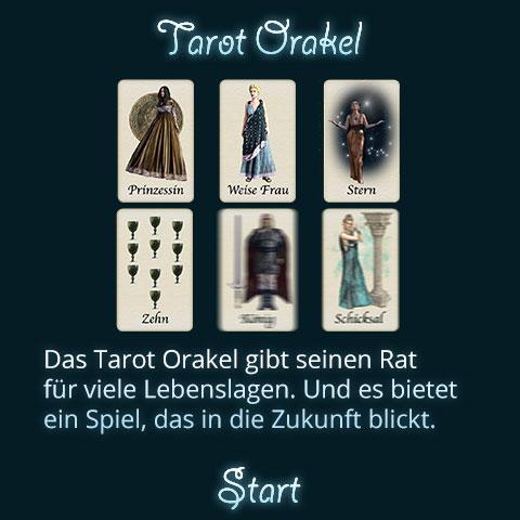 Tarot Orakel Titel